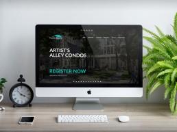 Website Design - Premier Matrix